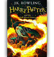 Harry Potter and the Half-Blood Prince Book 6 by J.K. Rowling