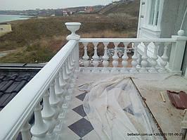 Балясины Одесса   Бетонная балюстрада на Сосновом берегу в Одесской области 17