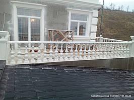 Балясины Одесса   Бетонная балюстрада на Сосновом берегу в Одесской области 19