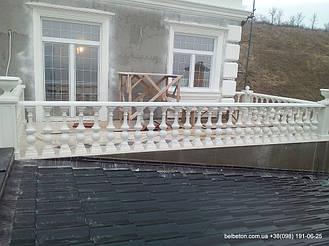 Балясины Одесса | Бетонная балюстрада на Сосновом берегу в Одесской области 19