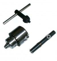 Трехкулачковый мини патрон 0,3-4,0мм