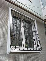 Решетки металлические на окна и двери