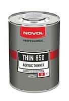 Растворитель для акриловых грунтов и лаков Novol THIN 850 1л