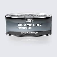 Шпатлевка алюминиевая Silver Line ALUMINIUM. 1,8 кг
