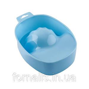 Ванночка для маникюра нежно-голубая