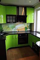 Кухонные комбинированные подоконники и столешницы из гранита 007