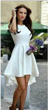 Женское платье Долли Шлейф 8 цветов S,M,L,XL