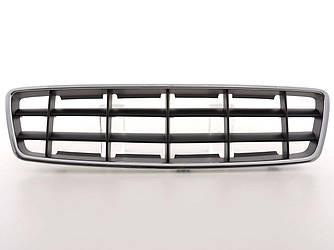 Решетка радиатора тюнинг Volvo XC70 черная хром
