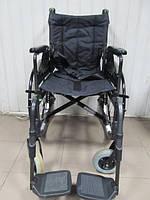 Инвалидная коляска с удобной регулировкой ширина сидения 43 см в хорошем состоянии Otto Bock б/у Германия