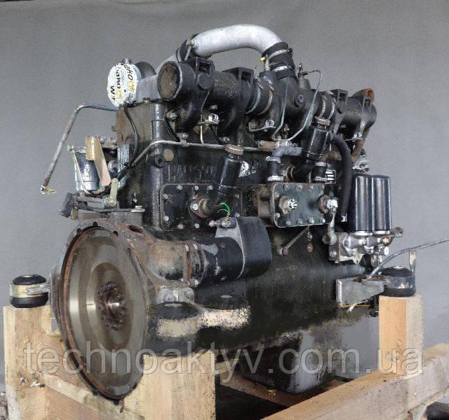 Двигатель    Hanomag D944T, D964T