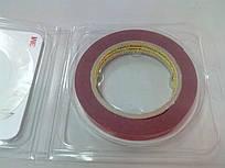 Скотч двусторонний  3M 15 mm х 5m (0,8 mm)