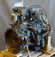 Двигатель    Mercedes OM364A, OM401LA.EI/1