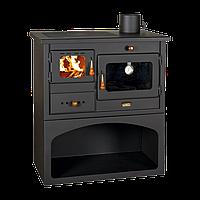 Отопительно-варочная печь на дровах Prity 1 PM