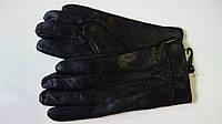 Перчатки мужские из козьей кожи