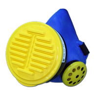 Респиратор ПУЛЬС-М, пылезащитный