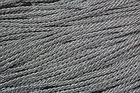 Канат декоративный 6мм люрекс (100м) серебро, фото 1