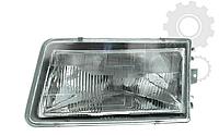 Фара левая Е2 (с механ корректором);663-1101L-LD-E