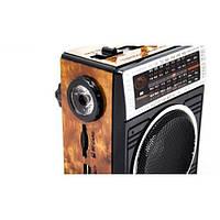 Usb колонка с радио, MP3  Golon RX-078 Wooden