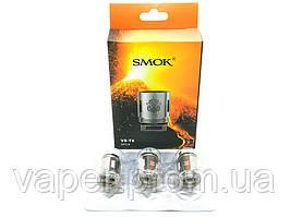 Испаритель V8-T6 Coil для клиромайзера Smok TFV8 Cloud Beast 0,2 Ом