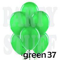 Воздушные шарики Gemar АМ50 металлик зеленый  5' (13 см) 100 шт