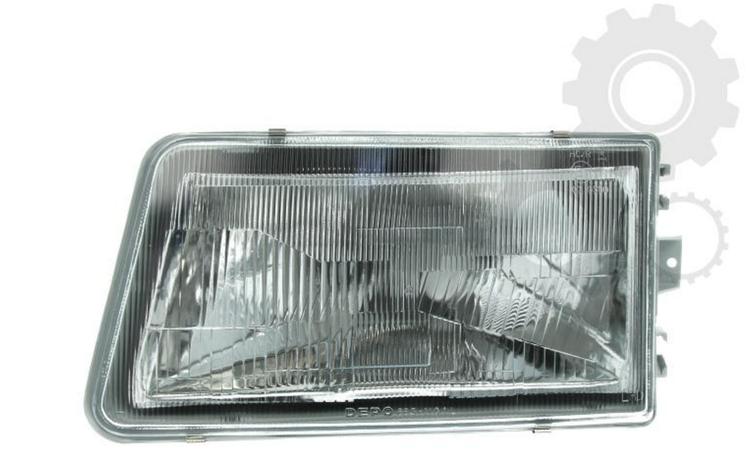 Фара главного света передняя левая Е2 663-1101L-LD-EM (под электро корректор), фото 2