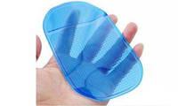 Нано-коврик антискользящий в авто NANO, Pad Anti-Slip blue (синий)