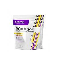 Аминокислоты OstroVit Extra Pure BCAA 2:1:1 500 грамм