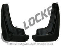 Брызговики полиуретановые Chevrolet Cruze HB (12-) (Шевроле Крузе) (2 шт) задние