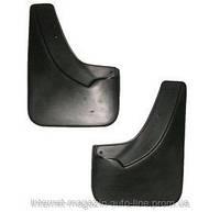 Брызговики полиуретановые Fiat Doblo (Фиат Добло) (2 шт) задние