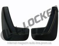 Брызговики полиуретановые Opel Mokka (12-) (Опель Мокка) (2 шт) передние