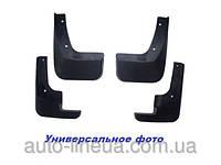 Брызговики Subaru Forester 2009-2013 (Субару Форестер) (4 шт)