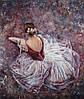 «Балет» картина маслом