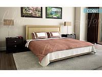 Кровать полуторная  Софи