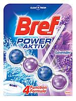 Гігієнічний блок для унітазу Bref power aktiv lavender 50 г