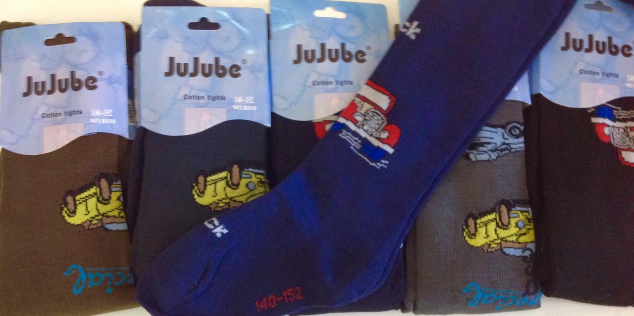 Колготы детские для мальчиков JuJuBe 92-104 104-116 116-128 128-140