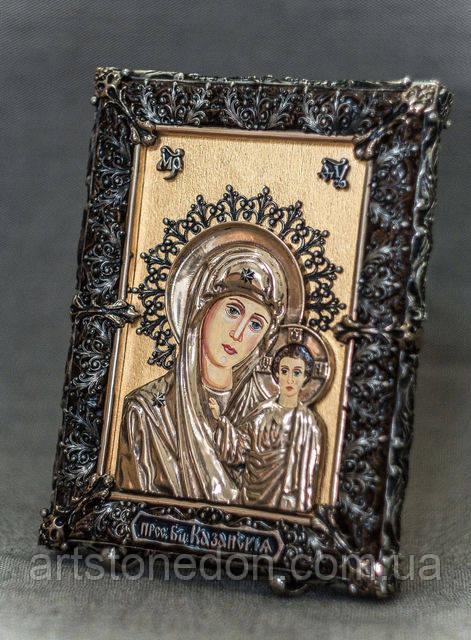 Икона Божьей Матери Казанская настольная