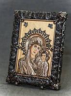 Икона Божьей Матери Казанская настольная, фото 1