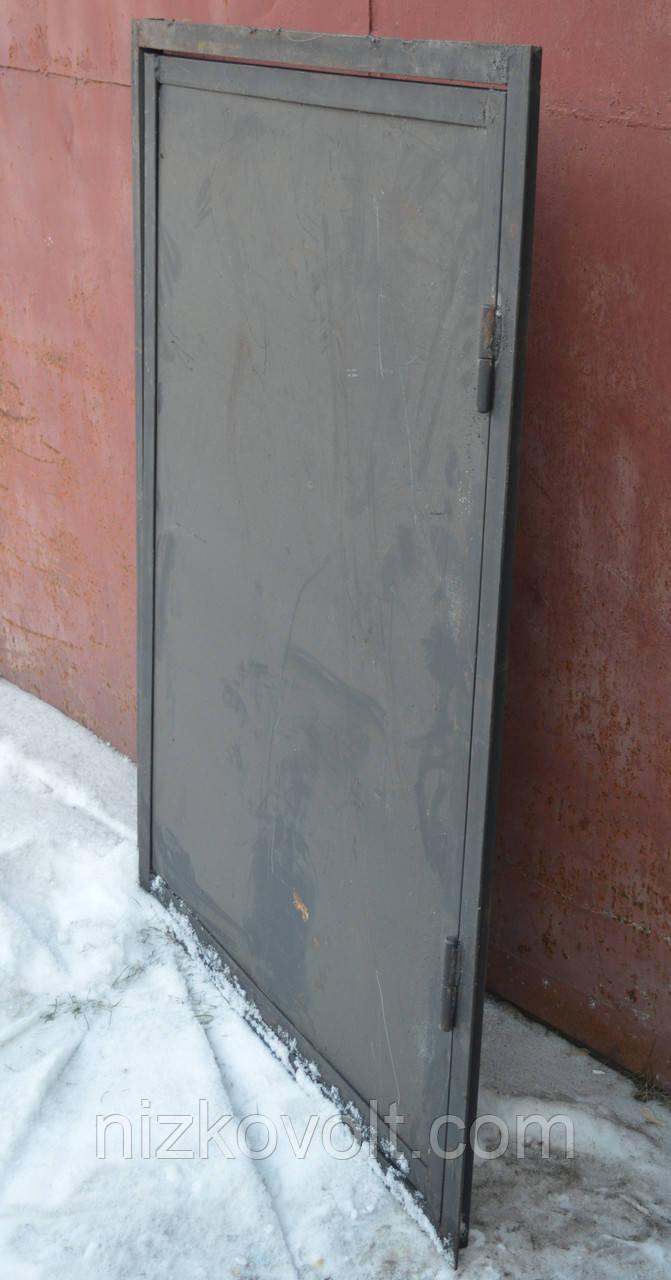 Неликвиды - Двери металлические (крышка для подвала)