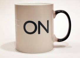 Чашка хамелеон ON OFF