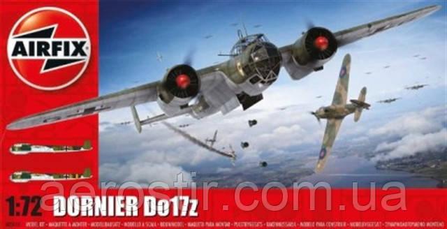 Dornier Do 17Z 1/72 AIRFIX 05010