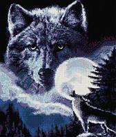 """Набор для творчества """"Дух волка"""""""