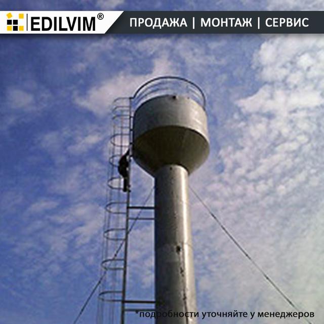 Модернизация систем водоснабжения на базе башен Рожновского