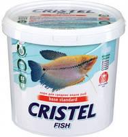 Корм для средних видов рыб Cristel Base standard