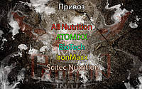 Поступление: All Nutrition, ATOMIXХ, BioTech, IronMaxx, Scitec Nutrition.