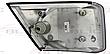 Поворот левый (белый) Е3 IVECO 663-1502L-UE-C, фото 2