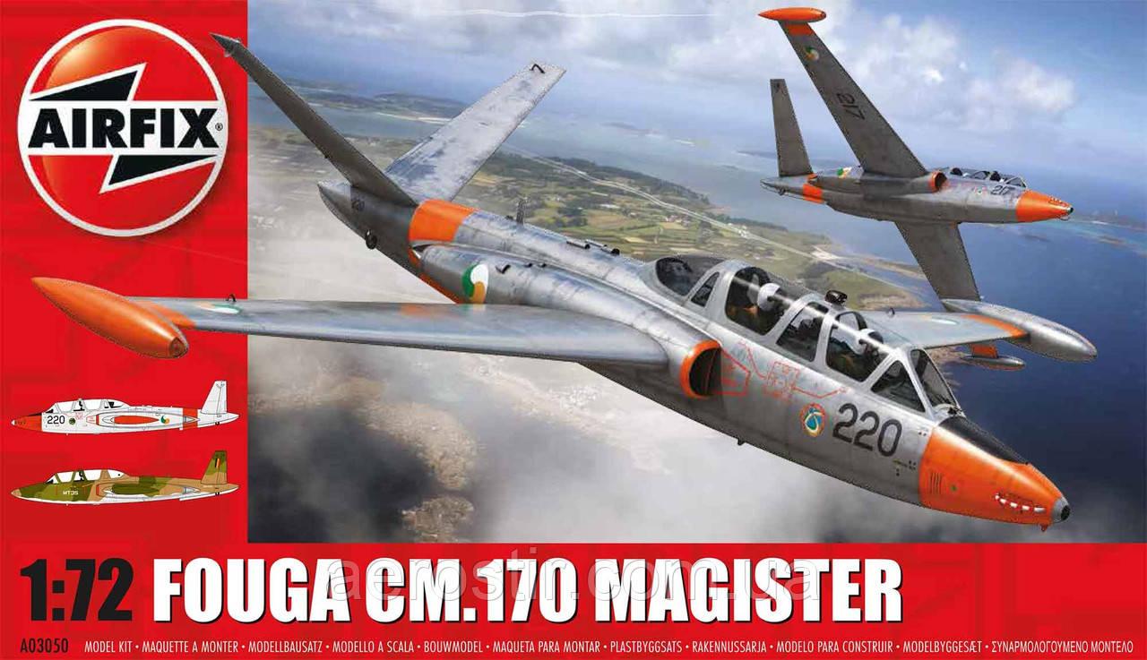Fouga CM.170 Magister 1/72 AIRFIX 03050