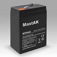 MASTAK MT642 Герметичный свинцово-кислотный аккумулятор