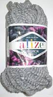 Пряжа Alize Fashion, серая