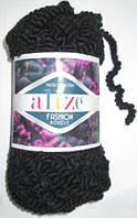 Пряжа Alize Fashion, черная