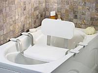 Удобное сиденье на ванную со спинкой КВ 25, Киев